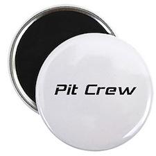 Pit Crew Magnet