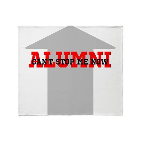 Alumni Throw Blanket