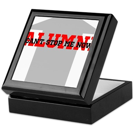 Alumni Keepsake Box