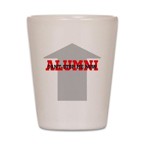 Alumni Shot Glass