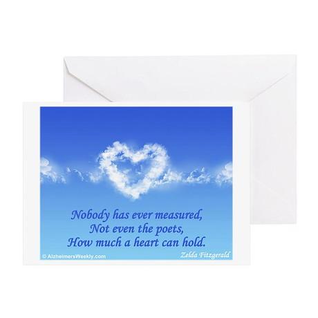 Heart Greeting Card