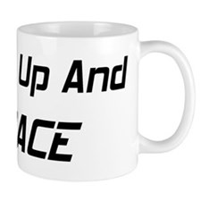 Shut Up And Race Mug