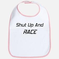 Shut Up And Race Bib