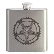 Stainless Steel 6oz. Flask