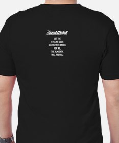 Doublesided Fitted T-Shirt by American Apparel