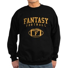 Fantasy Football (Simple) Sweatshirt (dark)