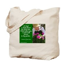 Think about you Tote Bag