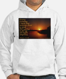 'Turn to God' Hoodie