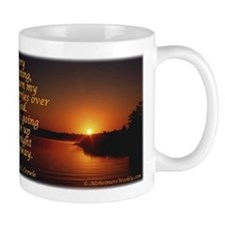 'Turn to God' Mug