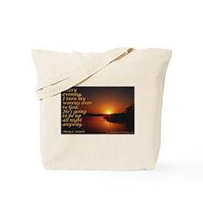 'Turn to God' Tote Bag