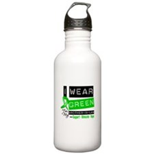 Green Ribbon Brother-in-Law Water Bottle