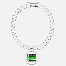 Green Ribbon Brother-in-Law Bracelet
