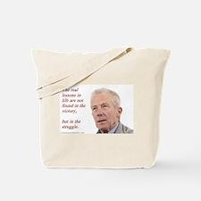 'Lessons ' Tote Bag