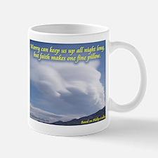 'Faith' Mug