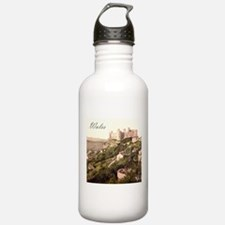 Wales Harlech Castle Water Bottle