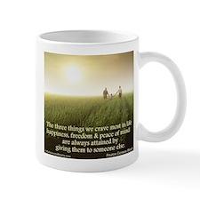 'Giving' Mug