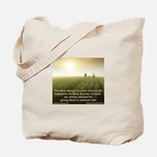 'Giving' Tote Bag