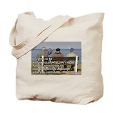 'You Can Do' Tote Bag