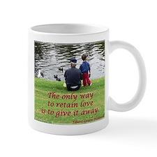 'Give Love' Mug