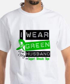 Green Ribbon Husband Shirt