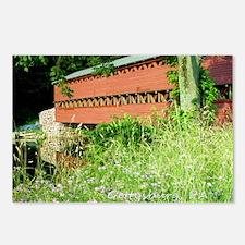 Sachs Covered Bridge, Gettysburg, PA postcards