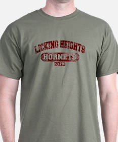 Licking Heights 2013 T-Shirt