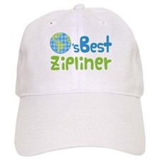 Zipliner Planet Baseball Cap