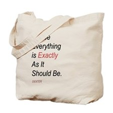 As It Should Be Tote Bag