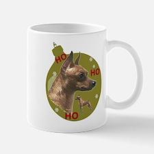 Holiday Min Pin Mug
