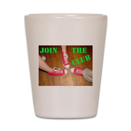 JOIN THE CLUB OR DIE™ Shot Glass