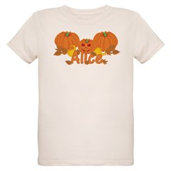 Halloween Pumpkin Alice T-Shirt