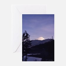 Mount St. Helens Greeting Cards (Pk of 10)