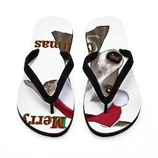 greyhound Italian greyhound Flip Flops
