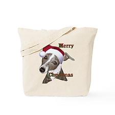 greyhound Italian greyhound Tote Bag