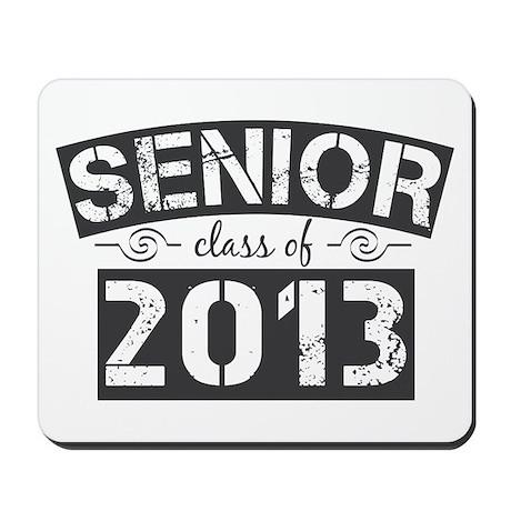Senior Class of 2013 Mousepad