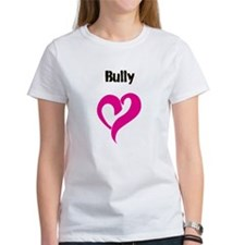 Bully Love Black Tee