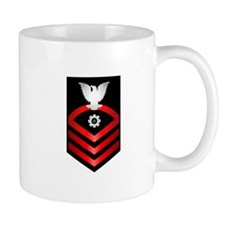 Navy Chief Engineman Mug