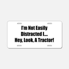 I'm Not Easily Distracted I Hey Look A Tractor Alu