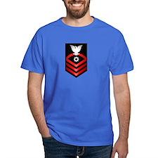 Navy Chief Engineman T-Shirt