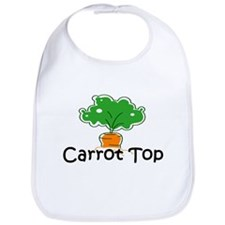 Carrot Top Bib