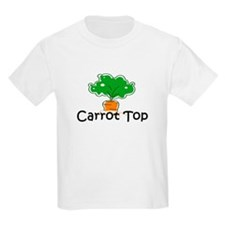 Carrot Top Kids T-Shirt