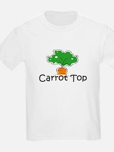Carrot Top Kids T-Shirt