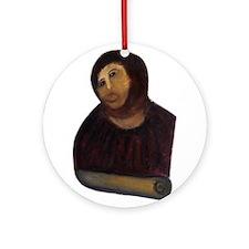 ECCE Ornament (Round)