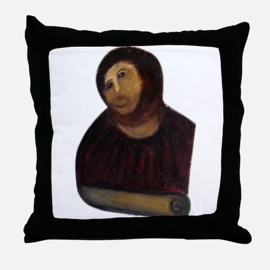 ECCE Throw Pillow