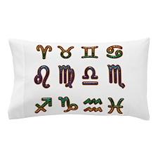 Zodiac Pillow Case