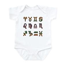 Zodiac Infant Bodysuit