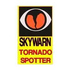 Skywarn Decal