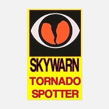 Skywarn Tornado Spotter Decal