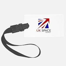 United Kingdom Space Agency Luggage Tag