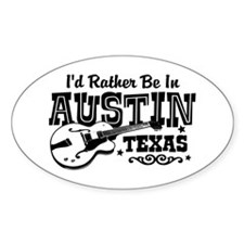 Austin Texas Decal